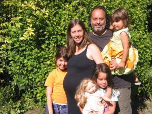 The Cristian Family November 2006