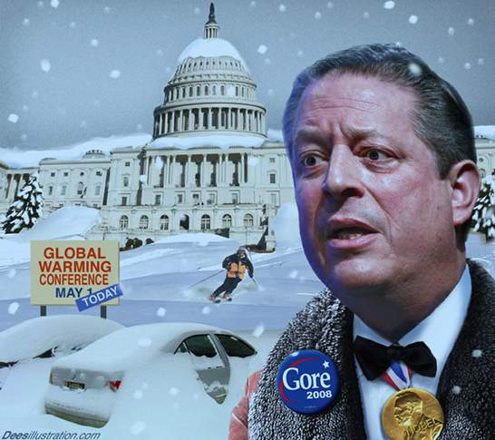 featured stories   Its Over, Al Gore.